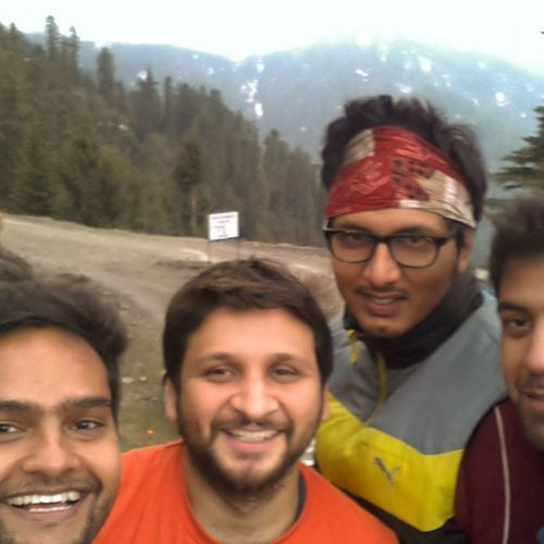 After crossing Jaloripass Jalorijot Highmountainpass Ankitdogra