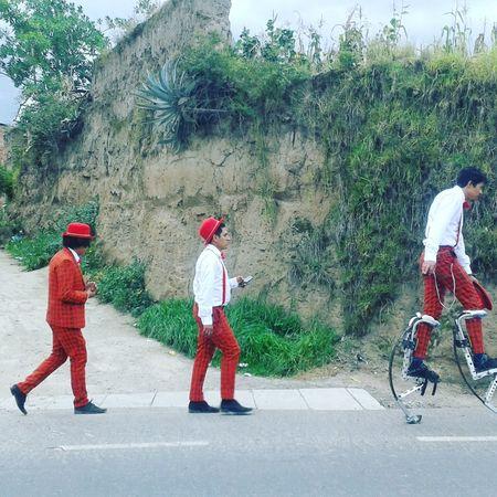 Perdidos en la carretera :)