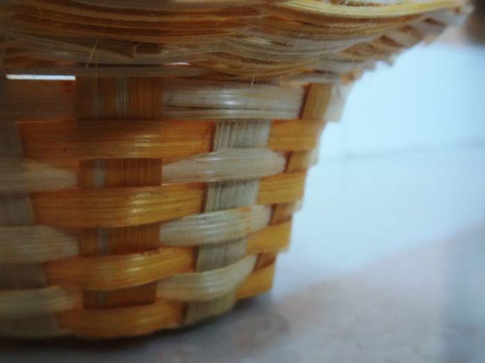Coalandsnow Black & White Blackandwhite Minimalistic Minimalist Basket Colorful
