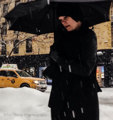 """Weather so brutal that a """"Spoon Full of Sugar"""" is highly recommended 