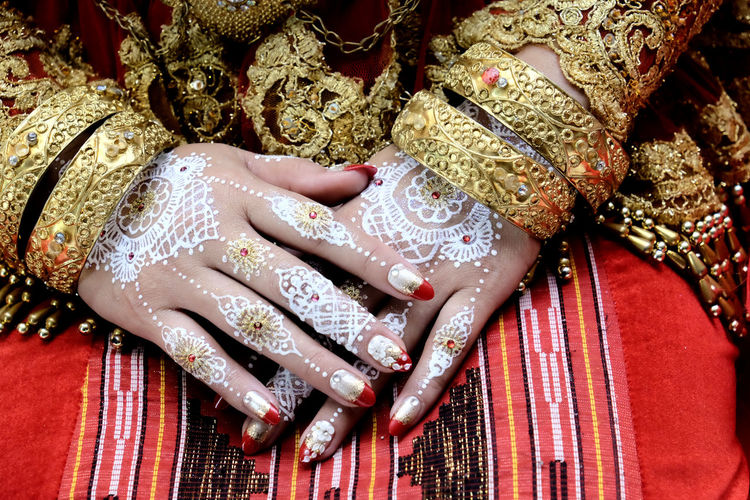 heena art Henna Tattoo Traditional Ceremony Wedding Ceremony Nail Art Traditional Clothing Manicure Ring Sari A New Beginning EyeEmNewHere