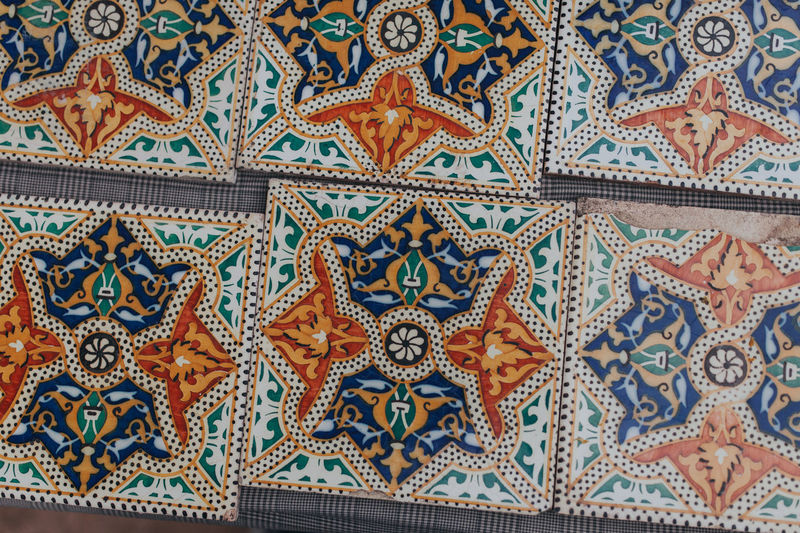 Patchwork Portugal Portugal Oficial Fotos Colection EyeEm© Architecture Backgrounds Close-up Day Design Full Frame Indoors  Multi Colored No People Pattern Place Of Worship Portugal_em_fotos Portugal_lovers Portugaldenorteasul Tile Tiled Floor Tiles Tiles Textures