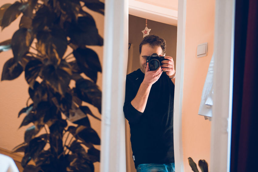 Activity Adult Camera Camera - Photographic Equipment Digital Camera Hairstyle Holding Indoors  Leisure Activity Lifestyles Marco Vittorio Marco Vittorio Fotografo Marco Vittorio Photography Marco Vittorio Portrait Mirror Modern One Person Photographer Photographic Equipment Photographing Photography Themes Real People Reflection Standing Technology
