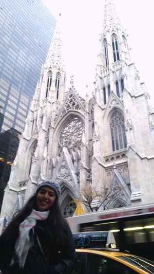 New York City St. Patrick's Cathedral Travel Ustravel