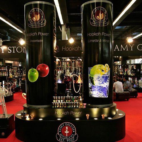 Hookah Power! Amy Amygold Hookah Power energydrink deluxe daily fair drink shishagram shishalife