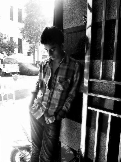Left alone... ;-( ;-(