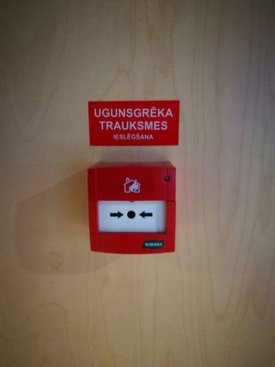 Fire alarm Fire Fire Alarm Alarm Box Red Alarm The OO Mission