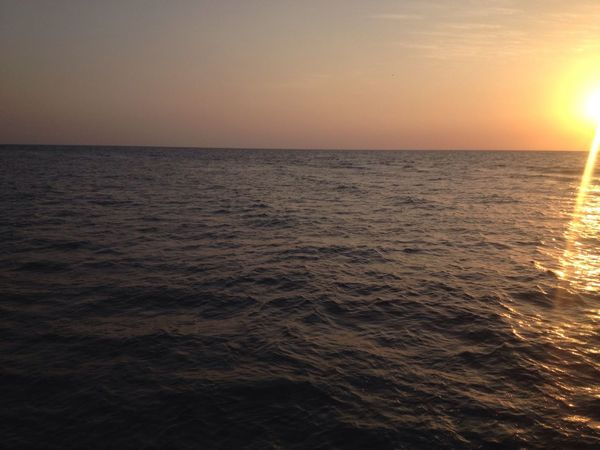 Jeddah Nature Sunset Beauty In Nature Sky No People Sea