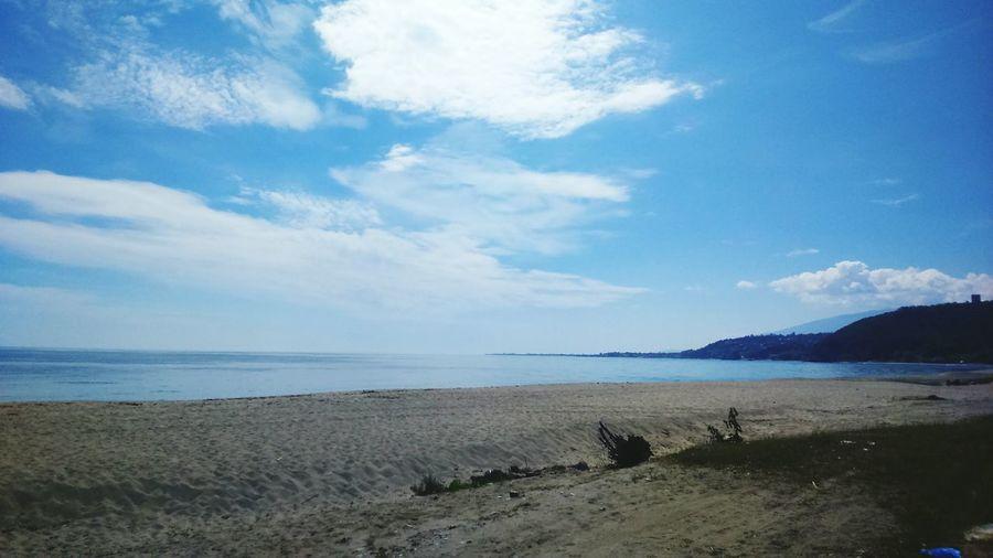Greece Panteleimomas Beach Clouds Sea Relaxing Time Waves Eye4photography  Beautiful Fresh Air