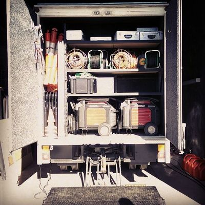 Our ob truck CSU Ob Truck Proddie