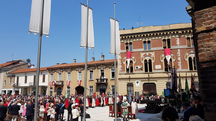 Hystorical Centre Hystorical Remembrance Medieval City Medieval Festival Medieval Days Palio Di Legnano Outdoors People Adult Legnano Italy🇮🇹