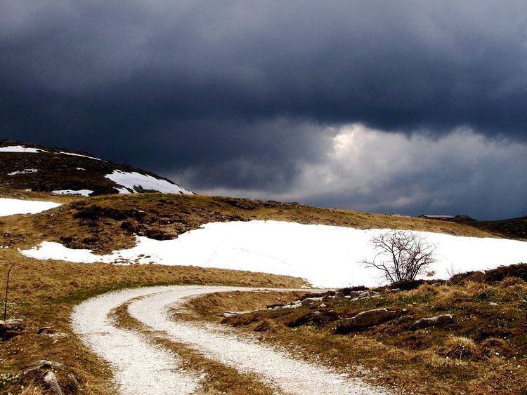 Changing Weather A Walk On The Hills Landscape_photography Bending Roads Landscapes With WhiteWall An Eye For Travel