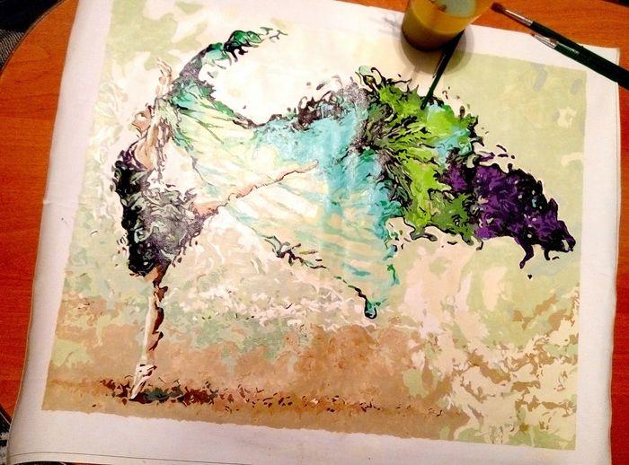 DIY Art Acrilyc Paint