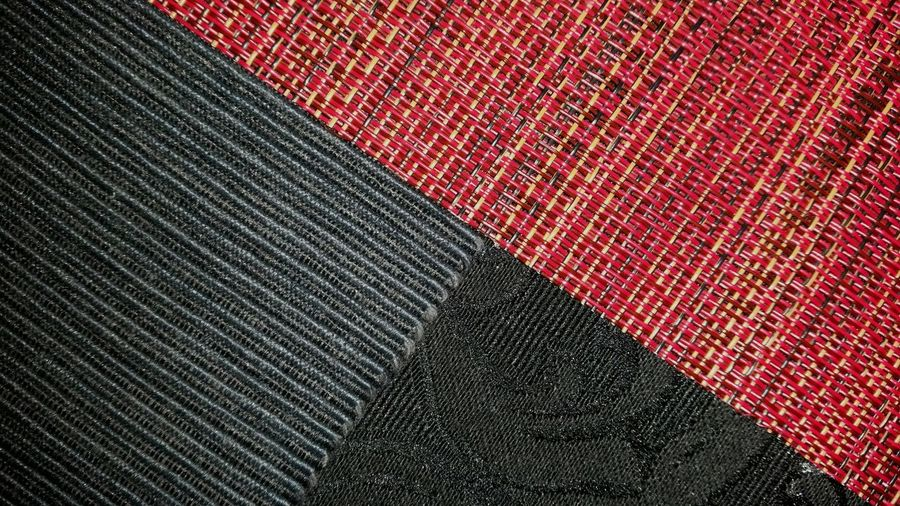 Close-Up Of Carpet