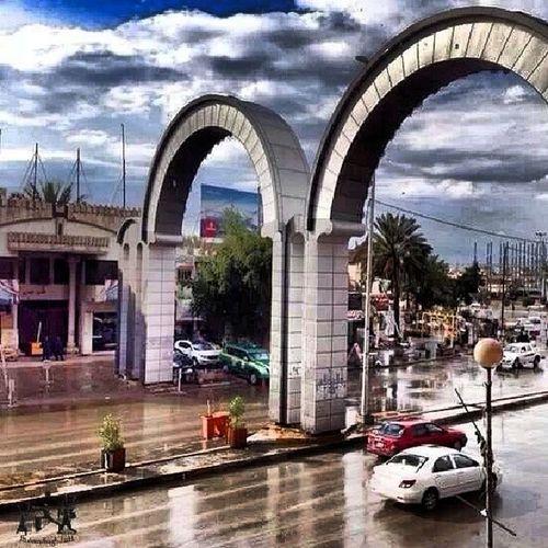 Roads Baghdad Iraq Almansur