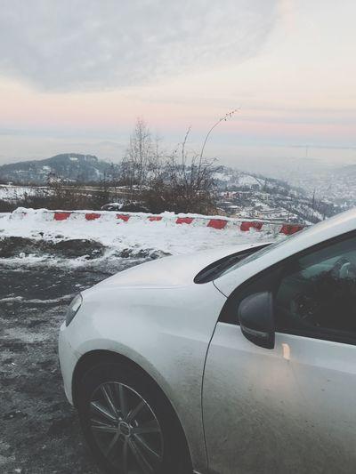 Brasov Romania Volkswagen Belvedere