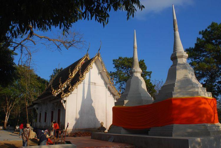 Chiangrai Thailand Temple