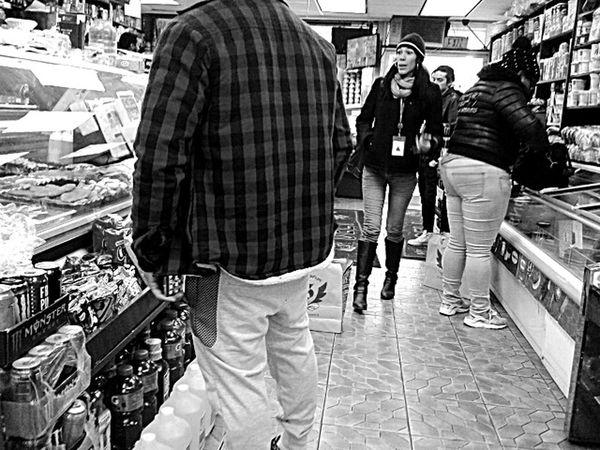 Passage. photo by Shell Sheddy Shellsheddyphotography Sheshephoto Street Photography NYC Street Bnw_friday_eyeemchallenge Local Shops Live Love Shop nyc Up Close Street Photography