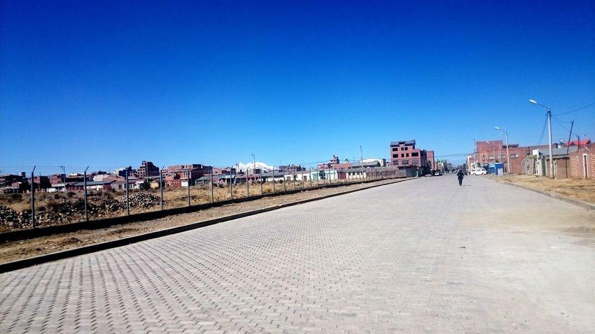 El Alto La Paz Bolivia
