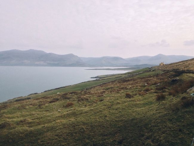 Towards the mountains. Enjoying The View Vscocam Landscape Ireland