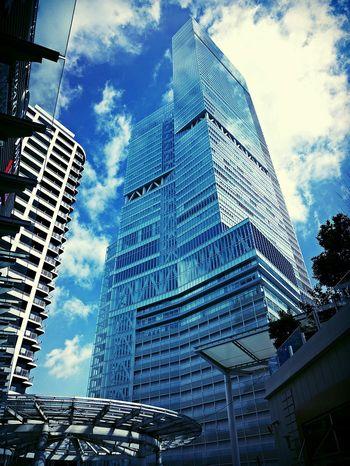 日本一高いビル、あべのハルカス。まだ展望台に行ったことないけど、機会があれば行ってみたいなぁ☆ Snapshot Enjoying The View Working Holiday Relaxing Japan Enjoying Life