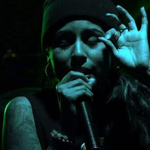Rêverie gestern im SkatersPalace - Foto: Zoomlab Nofilter rap live LA LosAngeles westcoast HipHop
