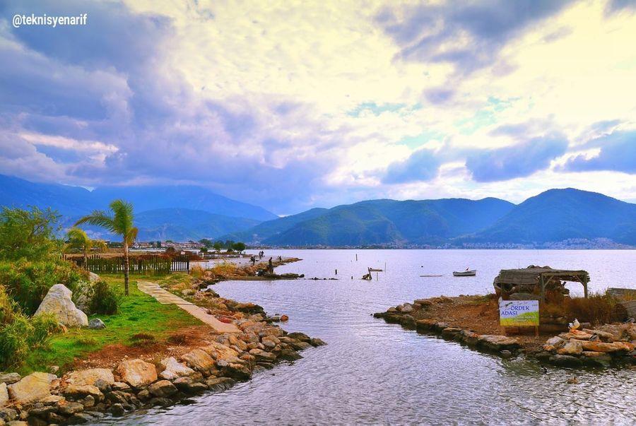 Fethiye çalış plajı kuş cenneti 👍🏻