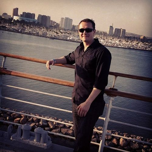 Great time at Inkniron had to check put the scenic side of the place before getting back to the event Queenmary ship overlooking Longbeach
