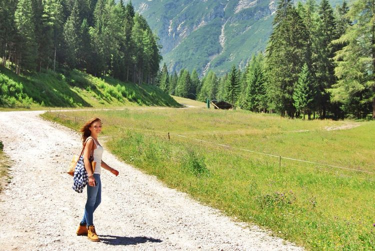 Pecol Di Zoldo , my Love on a Beautiful Landscape