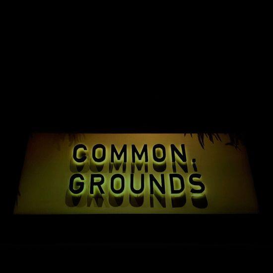 CommonGrounds #Vibe #vibemusicgroup