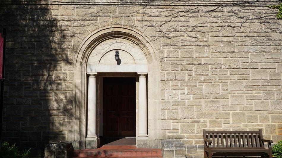 Architecture Doorway Arch Door Built Structure No People Day Building Exterior Outdoors in University Of Western Australia