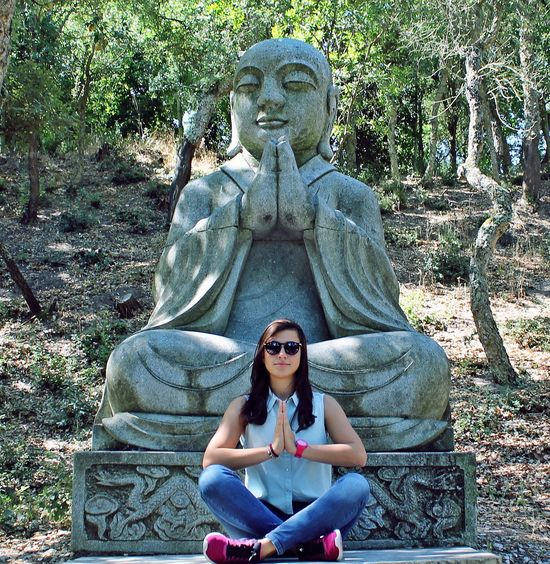 Buddha Eden Bacalhoa Zen Me Canon People And Places