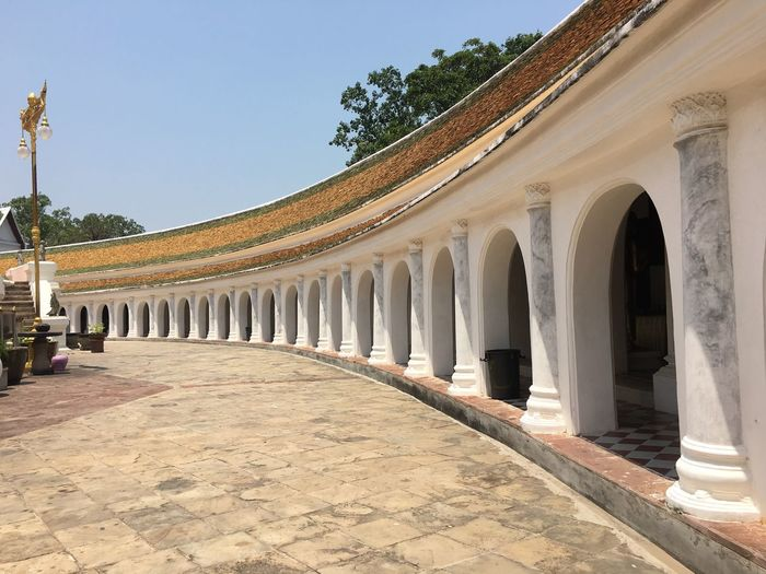 Thailand Amazing Thailand Temple Amazing Place Nakorn Phathom ThaiTemple IPhoneography
