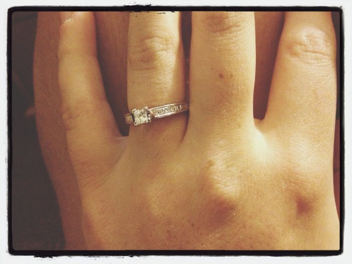 Happily Engaged :)
