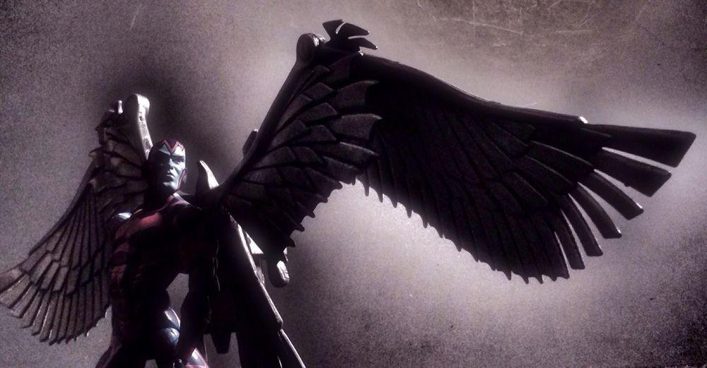 Archangel. Marvel Marvellegends Toybiz Xmen Toyphotography