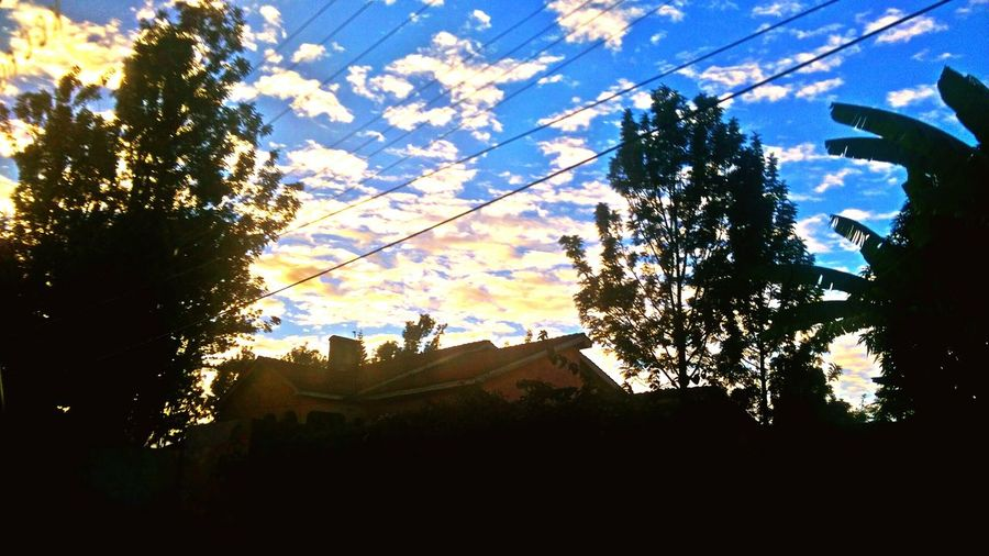 Those clouds that morning...amazing!! In many different ways First Eyeem Photo