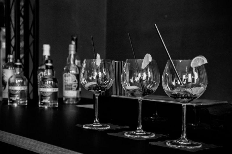 Glass Alcohol