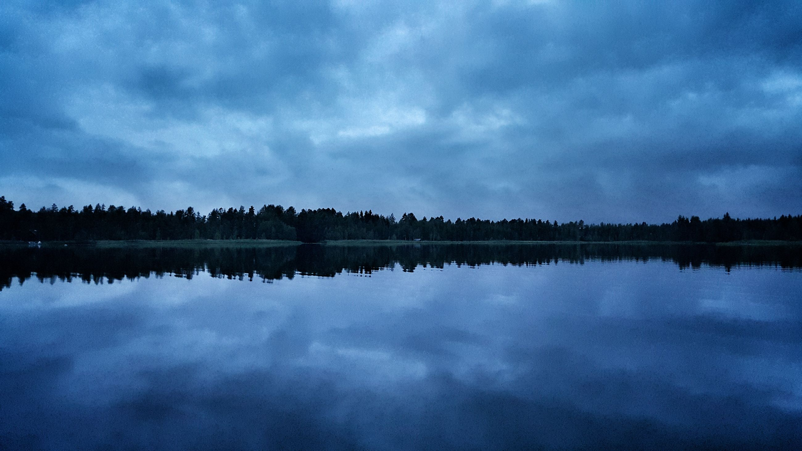 reflection, sky, cloud - sky, lake, nature, water, tranquility, beauty in nature, tree, tranquil scene, scenics, outdoors, no people, day
