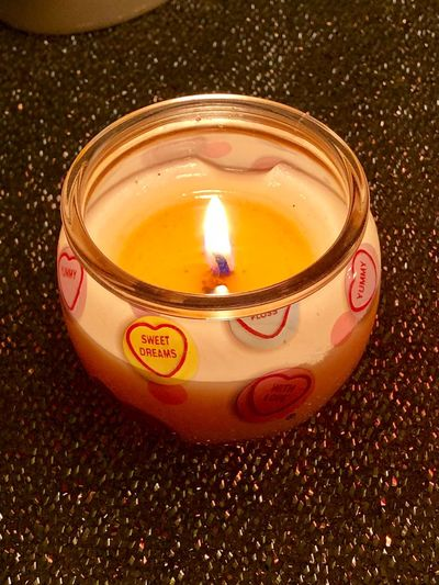 Love hearts candle Love Hearts Love Flame Candle Burning Indoors  No People Close-up Heat - Temperature