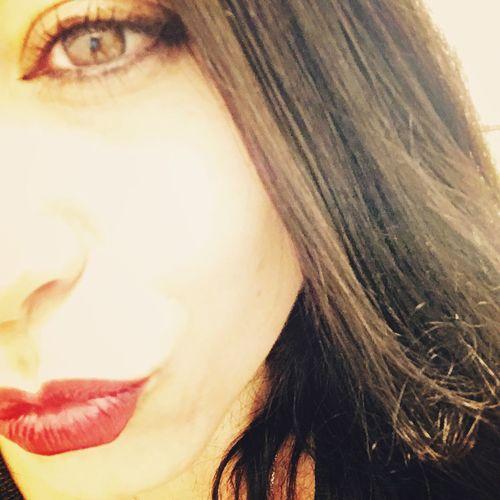 Brown Eyes Browneyedgirl Woman Eyes Are Soul Reflection EyesOnYou Hereslookingatyou