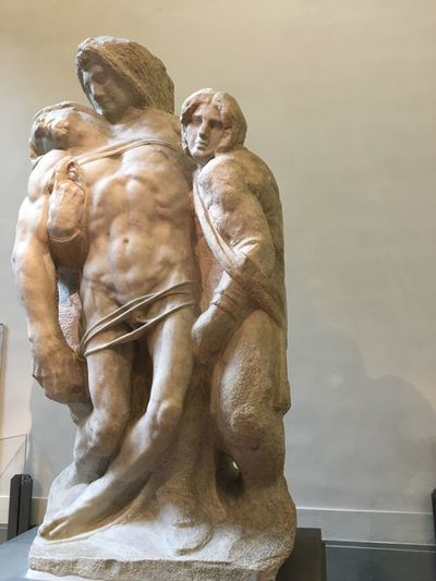EyeEm Selects Statue Human Representation Male Likeness Sculpture Art And Craft No People Indoors  Close-up Italy Architecture Travel Destinations Marble Built Structure Carving - Craft Product History Craft Indoors  Statue Art And Craft Creativity Michaelangelo