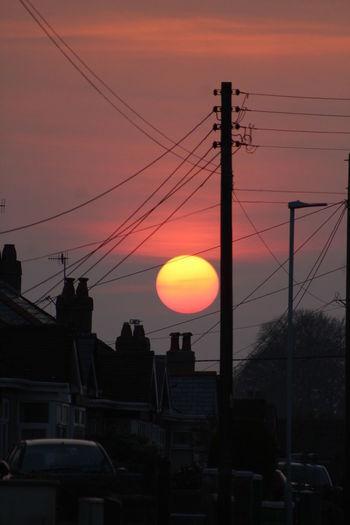 sundown Sun