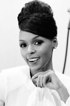 Janelle monae JanelleMonae ❤just Gorgeous Iloveher Celebrity Hello World Check This Out