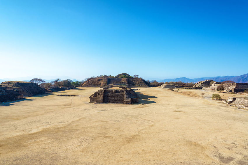 Cityscape view of the ancient ruins of Monte Alban in Oaxaca, Mexico Architecture Cityscape Hills Mayan Mayan Ruins Mexico Oaxaca Oaxaca México  Pyramid Rock Ruins Temples Travel Building Maya Monte Alban Mountain Old Platforms Rocks Ruin Stone Stones Temple Tourism
