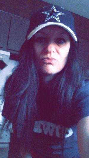 That's Me Dallas Cowboys Kinda Girl🏈 True German Girl NorthDakotaWinter