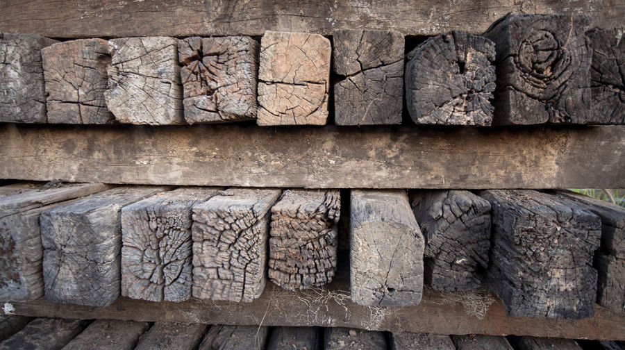 Ancient Civilization Close-up Day No People Outdoors Textured  Wood - Material