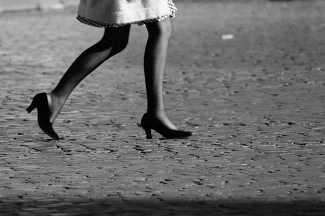 Black & White Blackandwhite Blackandwhite Photography City Daylight Dayoff Daytime Girl Italia Italian Woman Itlay Leg Legophotography Lifestyles Light And Shadow Photography Roma Rome Running Shoes Woman Women Who Inspire You Young Adult Young Women Girl Power
