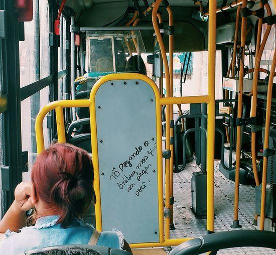 Frases Epifania Filosofía Inspiração Day Ônibus  Cidade City Love Bealtiful Garota Dia Happy Sad Frases Frase Pensador Dream Amor Women Adventures In The City