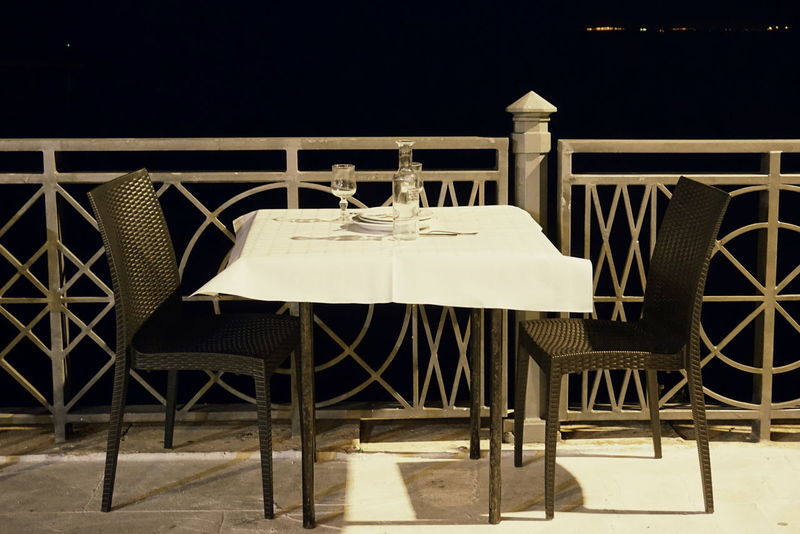 Dinner Italia Love Romantic Sicily Absence Cafe Chair Day Empty Furniture Italy No People Outdoor Cafe Outdoors Place Setting Restaurant Restaurant Decor Romantic Place Romantic Restaurant Romantic Scenery Sidewalk Cafe Table Tablecloth Wineglass