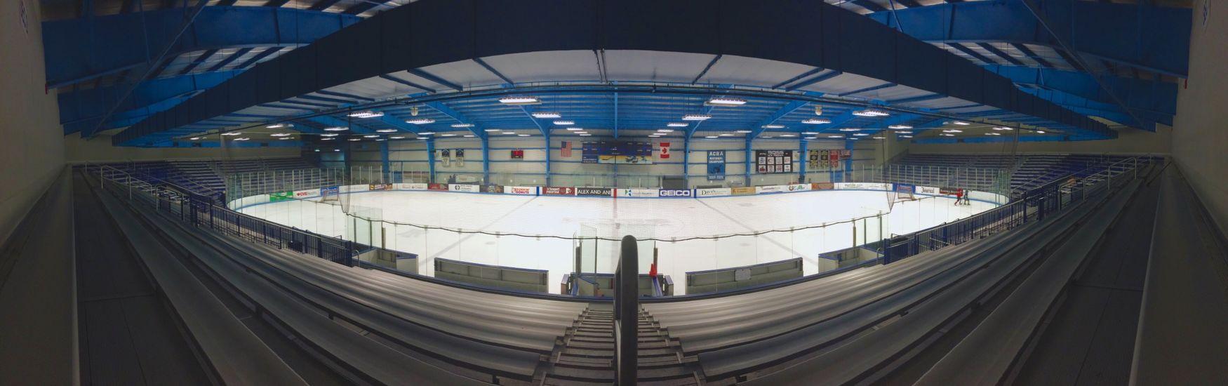 my home away from home Hockey Icerink Uri